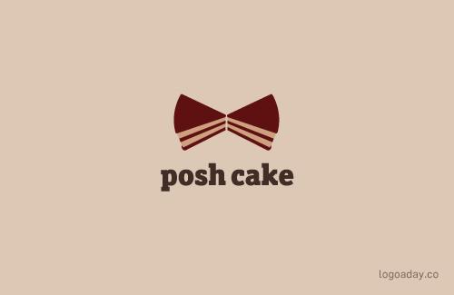 posh cake