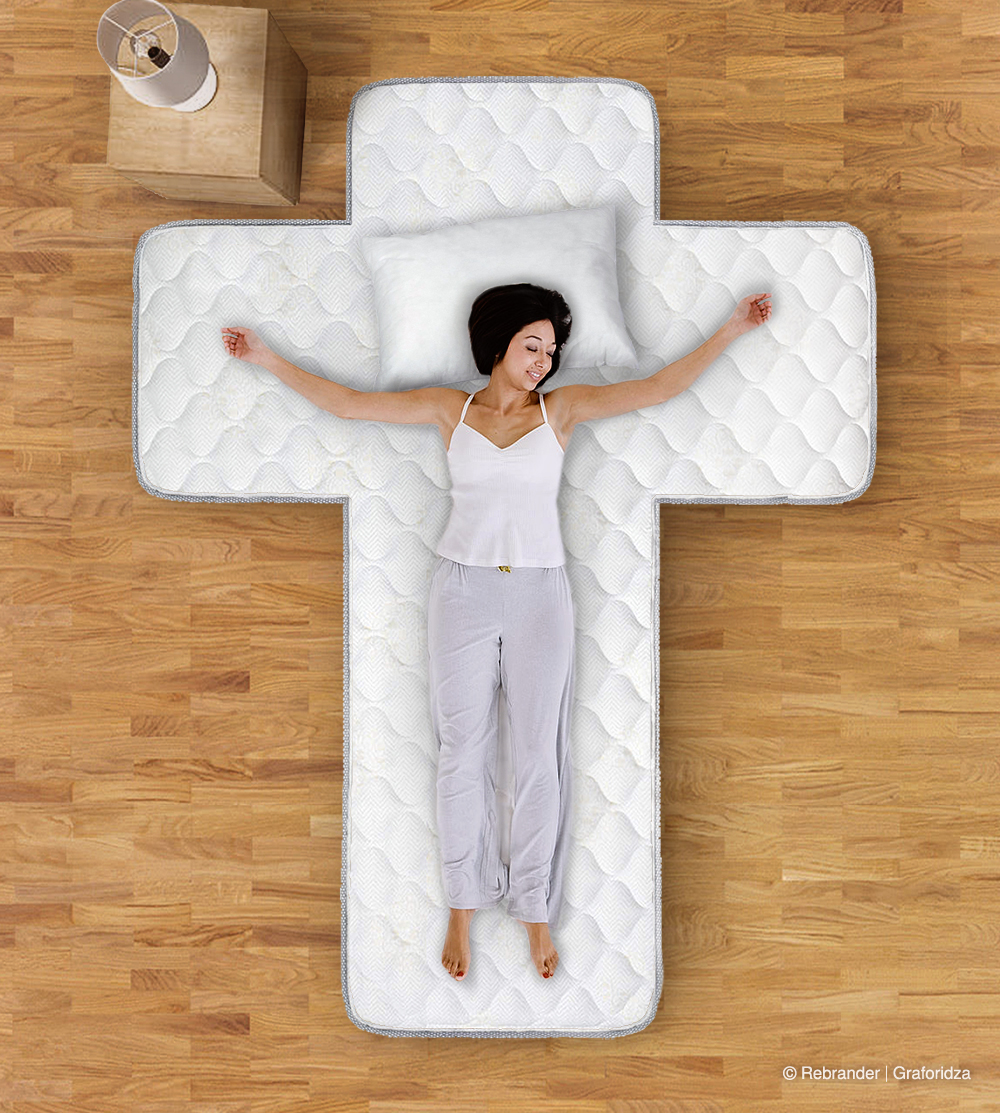 christian bed