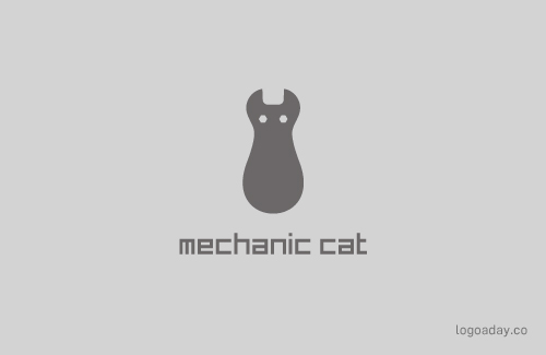 mechanic cat