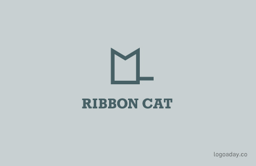 ribbon cat