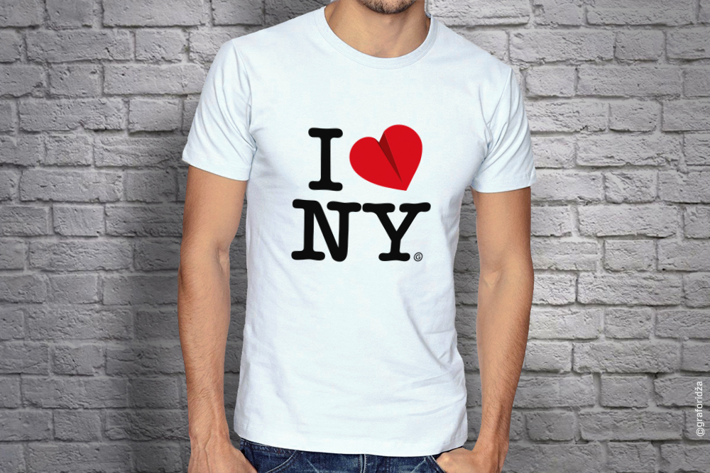 i fly ny shirt NEW