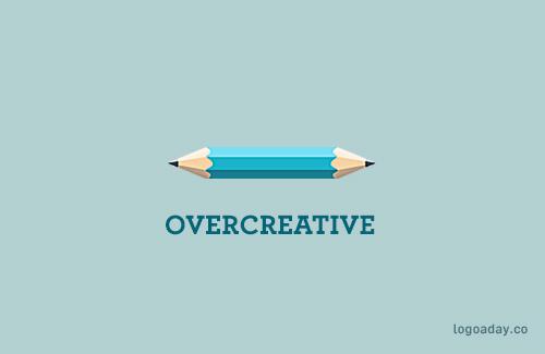 overcreative